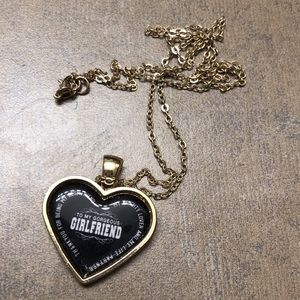 Cute Girlfriend's necklace!